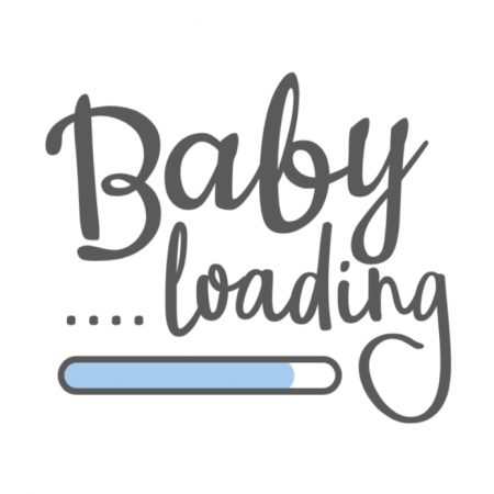 Baby Loading - Blue