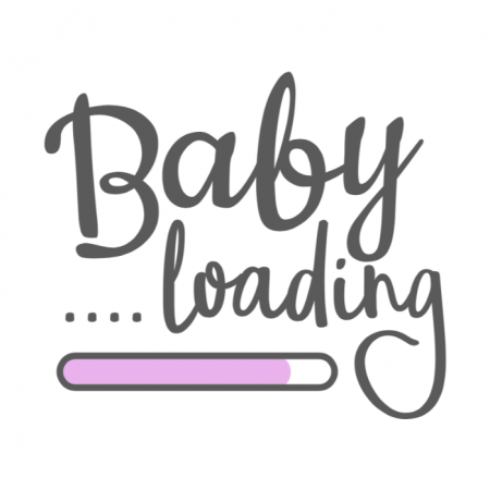 Baby Loading - Pink