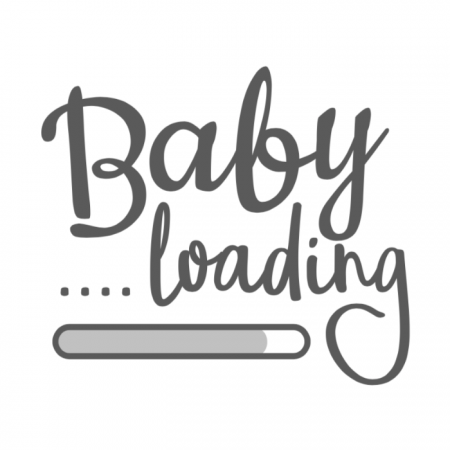 Baby Loading - Grey
