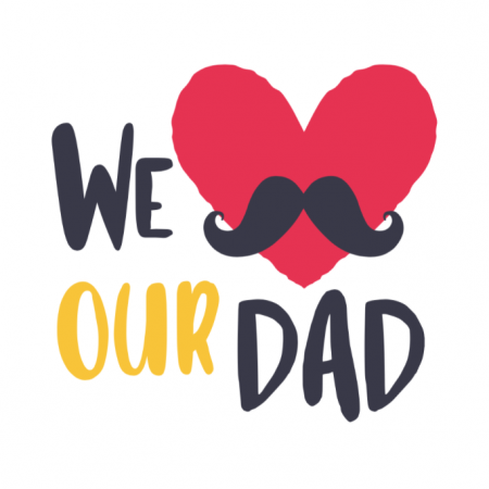 We Heart Our Dad - Tash