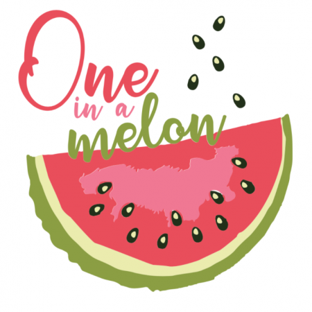 One in a melon!