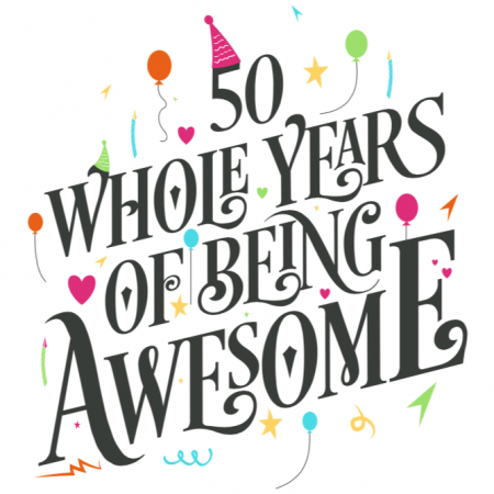 50 Years of Awesome