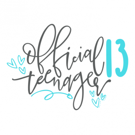 13 - Official Teenager