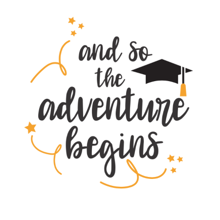 Graduation - And so the adventure begins