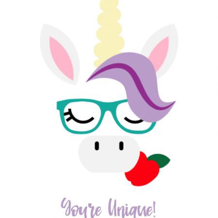 Unicorn Glasses