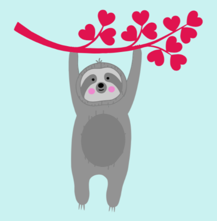 Sloth heart branch