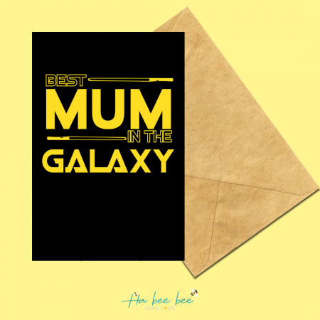 Best mum in the galaxy