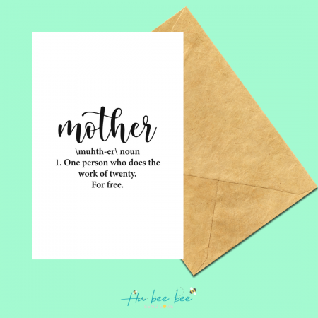 Mother - Definition