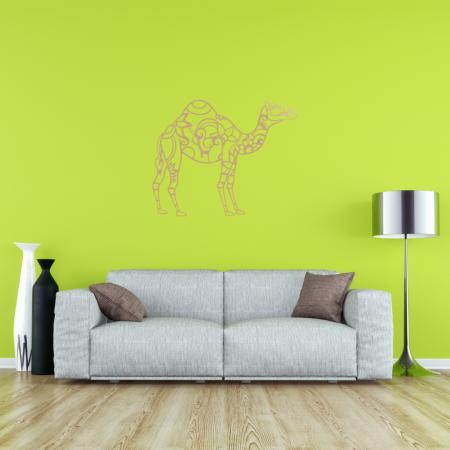 Bronze - Laser Cut Camel